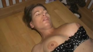 Twisted Mature Fucked Wild on Table and Chair Part2 on